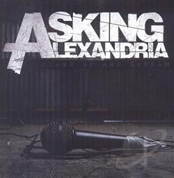 Asking Alexandria - Stand Up and Scream CD Cover Art