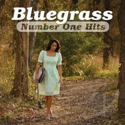 Bluegrass Number One Hits CD Cover Art