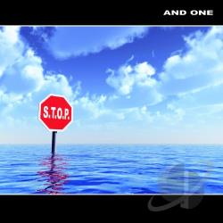 And One - S.T.O.P. CD Cover Art