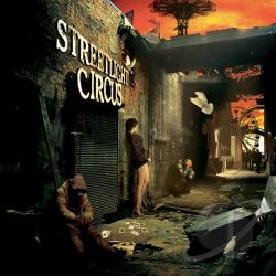 Streetlight Circus - Streetlight Circus CD Cover Art