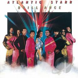 Atlantic Starr - Brilliance CD Cover Art