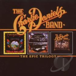 Charlie Daniels Band - Epic Trilogy CD Cover Art