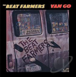 Beat Farmers - Van Go CD Cover Art