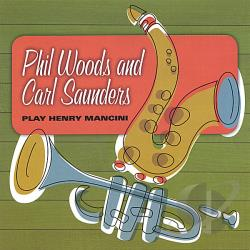 Woods, Phil - Phil Woods And Carl Saunders CD Cover Art