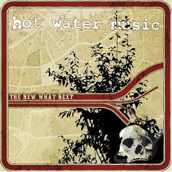 Hot Water Music - New What Next CD Cover Art