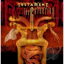 Testament - Gathering CD Cover Art