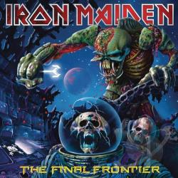 Iron Maiden - Final Frontier LP Cover Art