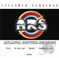 Atlanta Rhythm Section - Extended Versions CD Cover Art