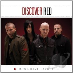 Red - Discover Red CD Cover Art
