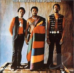 Masekela, Hugh - Hugh Masekela & The Union Of South Africa CD Cover Art