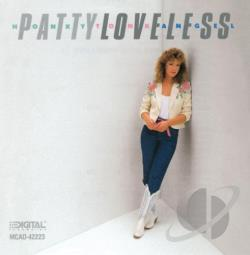 Loveless, Patty - Honky Tonk Angel CD Cover Art