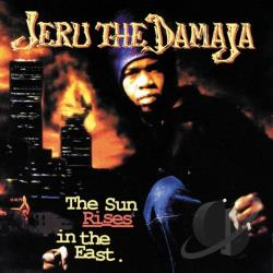 Jeru The Damaja - Sun Rises in the East CD Cover Art