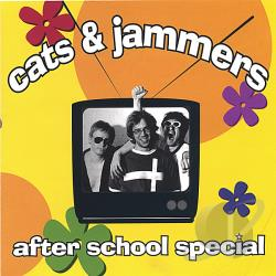 Cats & Jammers - After School Special CD Cover Art