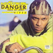 Mystikal - Danger CD Cover Art