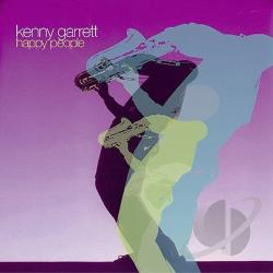 Garrett, Kenny - Happy People CD Cover Art