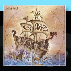 Avishai - Ark Of Dreams CD Cover Art
