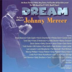 Mercer, Johnny - Dream: The Lyrics and Music of Johnny Mercer CD Cover Art