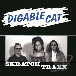 Digable Cat - Skratch Traxx CD Cover Art