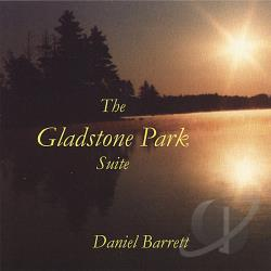 Barret, Daniel - Gladstone Park Suite / On The Shores CD Cover Art