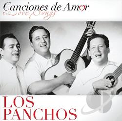 Los Panchos - Canciones de Amor CD Cover Art