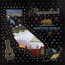 Paperplanes - Rhinestone Republic CD Cover Art