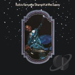Kenyatta, Robin - Stompin' at the Savoy CD Cover Art