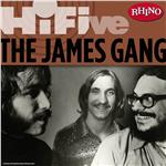 James Gang - Rhino Hi-Five: the James Gang DB Cover Art