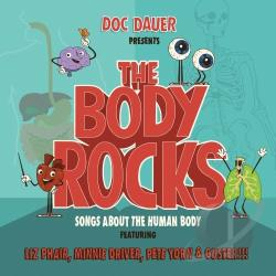 Dauer, Doc - Body Rocks CD Cover Art
