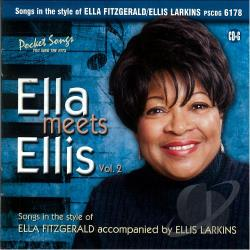 Ella Meets Ellis, Vol. 2 CD Cover Art