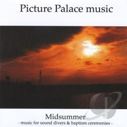 Midsummer - Midsummer CD Cover Art