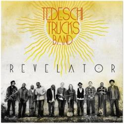 Tedeschi Trucks Band - Revelator CD Cover Art