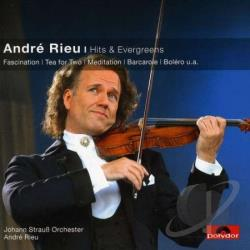 Rieu, Andre - Hits & Evergreens CD Cover Art