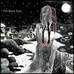 Anoice - Black Rain CD Cover Art