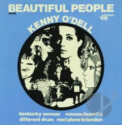 O'Dell, Kenny - Beautiful People CD Cover Art