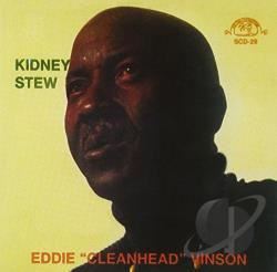 Vinson, Eddie Cleanhead - Kidney Stew CD Cover Art