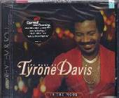 Davis, Tyrone - Best of Tyrone Davis: In the Mood CD Cover Art