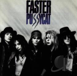 Faster Pussycat - Faster Pussycat CD Cover Art