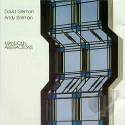 Grisman, David - Mandolin Abstractions CD Cover Art