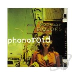 Phonoroid - Two Many Frames CD Cover Art