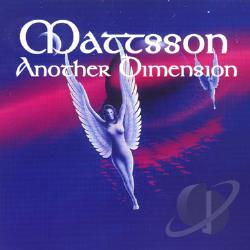 Mattsson, Lars Eric - Another Dimension CD Cover Art