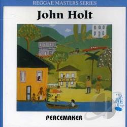 Holt, John - Peacemaker CD Cover Art