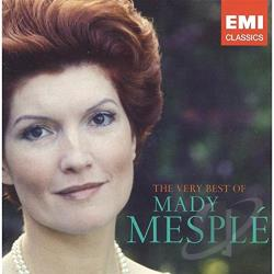 Mesple, Mady - Very Best of Mady Mesple CD Cover Art