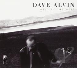 Alvin, Dave - West of the West CD Cover Art