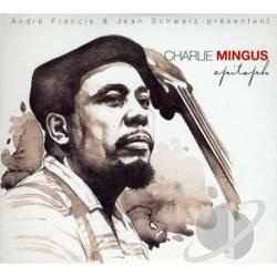 Mingus, Charles - Jazz Characters CD Cover Art
