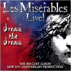 Les Miserables Live - Les Miserables Live CD Cover Art