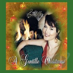Gentille, Linda - Gentille Christmas CD Cover Art