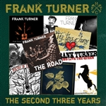Turner, Frank - Second Three Years CD Cover Art