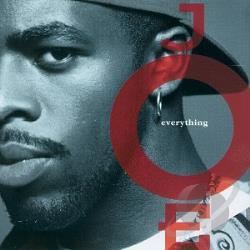 JOE - Everything CD Cover Art