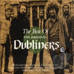 Dubliners - Best of the Original Dubliners CD Cover Art