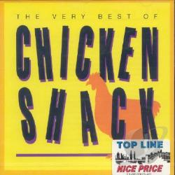 Chicken Shack - Very Best of Chicken Shack CD Cover Art